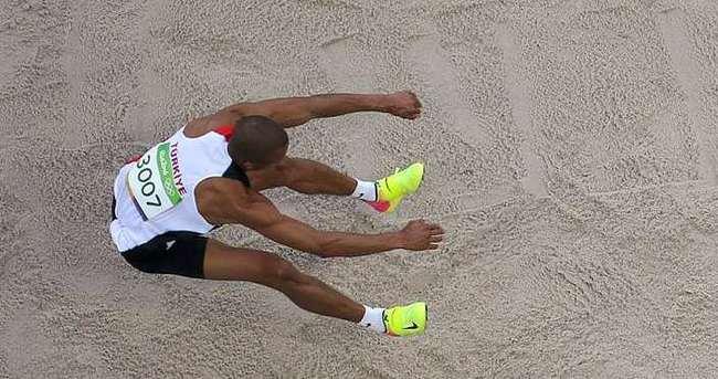 Rio'da 3 adım atlamada zoru başardık!