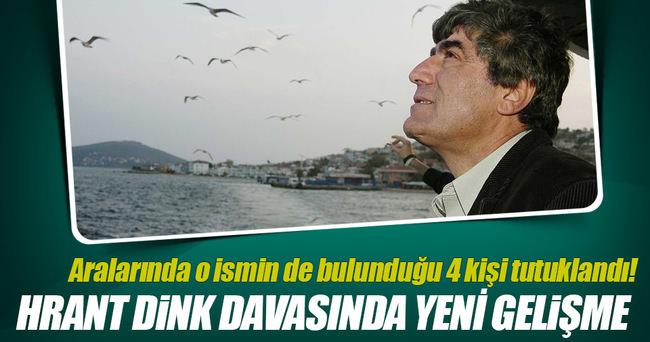 Albay Öz'e Hrant Dink cinayetinden tutuklama