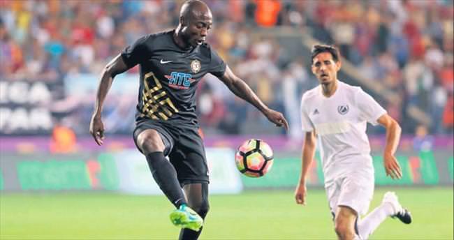Osmanlı maçına Rumen hakem