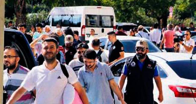 Mazgirt Kaymakamı Çatalbaş açığa alındı