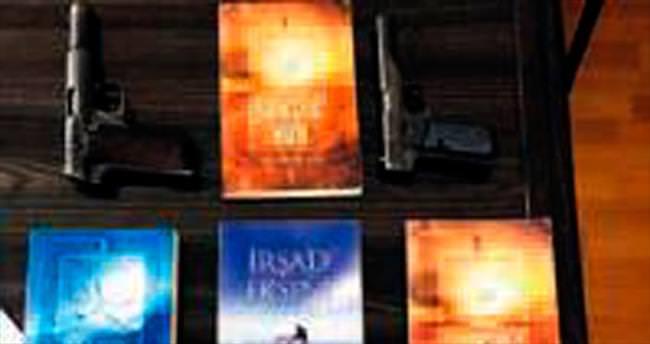 PKK'lının evinde FETÖ kitapları