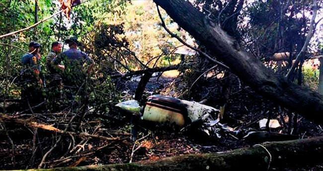 Uçak kazasıyla 11 çocuk yetim kaldı
