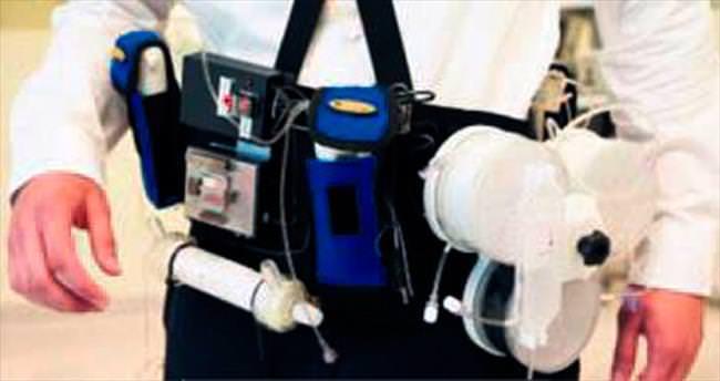 Böbrek ameliyatını robotlar yapıyor