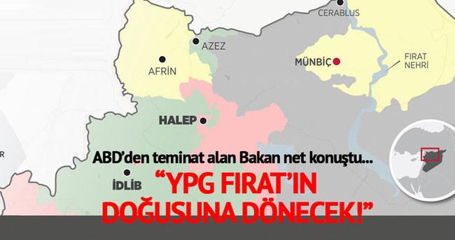 YPG Münbiç'i terk edecek!