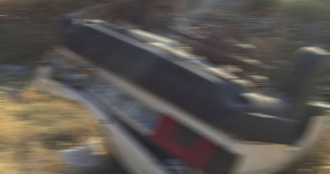 Balıkesir'de kaza: 2 ölü