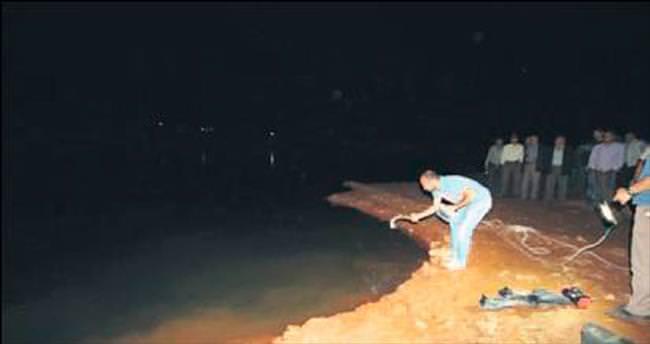 3 çocuk gölette boğuldu