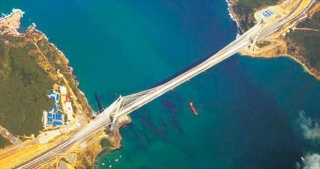 5 bin metreden 3'üncü köprü