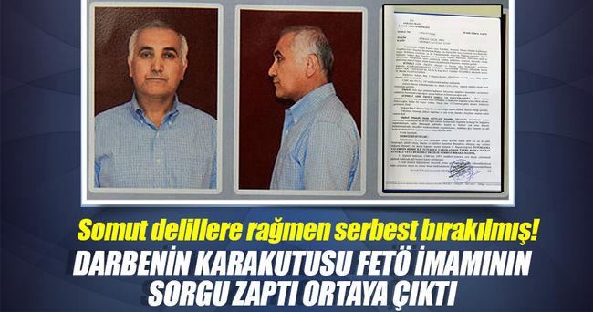 Hakim Çelik, Öksüz'ü somut delillere rağmen serbest bırakmış