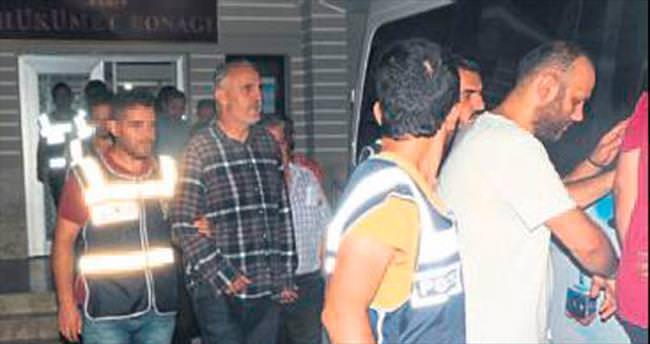 Kemer'de 10 kişi daha tutuklandı
