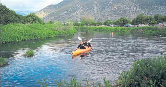 Ekolojik köy ilgi çekiyor