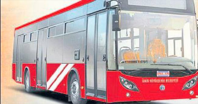 İzmir ulaşımına 110 yeni otobüs