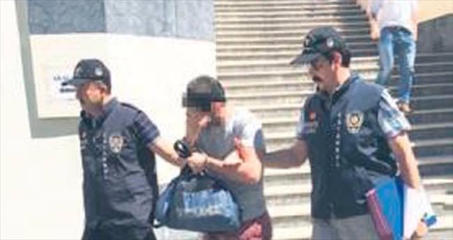 Jet soyguncuları GPS yakalattı