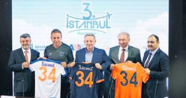 Başakşehir'e yeni sponsor