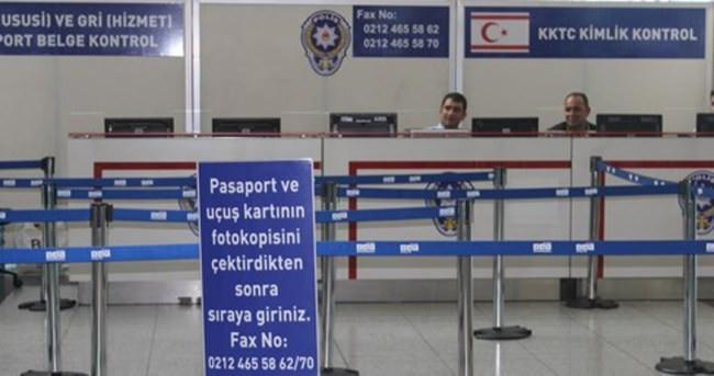 Atatürk Havalimanı'nda özel güvenlik bankoları