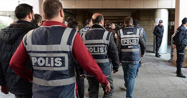 Kastamonu'da 128 FETÖ zanlısına tutuklama