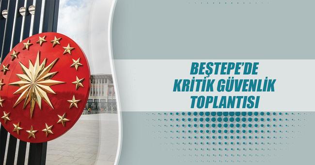 Ankara'da güvenlik toplantısı sona erdi