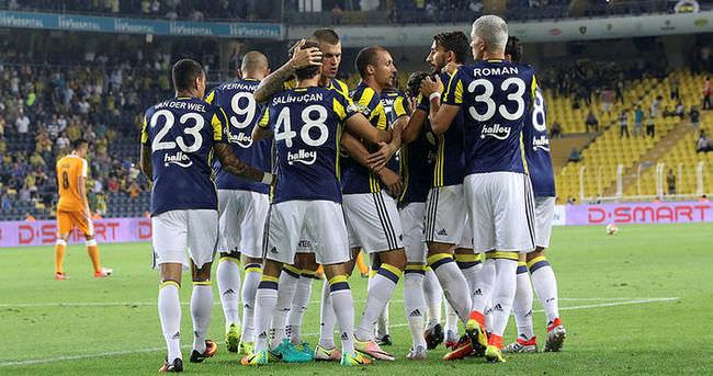 Fenerbahçe Kadıköy'de yenilgisiz