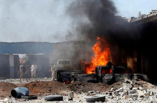 Libya'da bombalı saldırı: 10 ölü, 65 yaralı