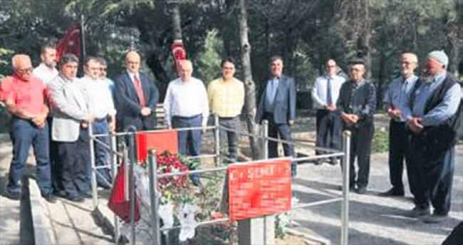 Başkan Yaşar, Şehit Halisdemir'in baba ocağında