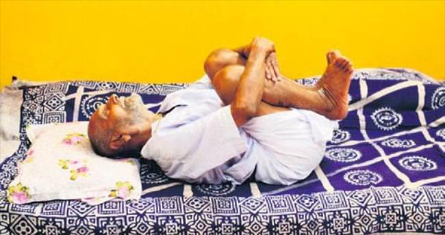 Dünyanın en yaşlı yogisi