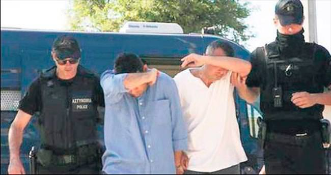 Hainlerin iade talebi Yunanistan'a ulaştı