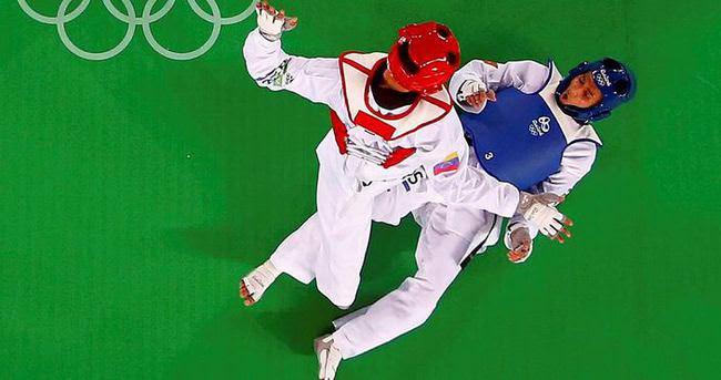 Olimpiyatlarda Servet Tazegül hüsranı!