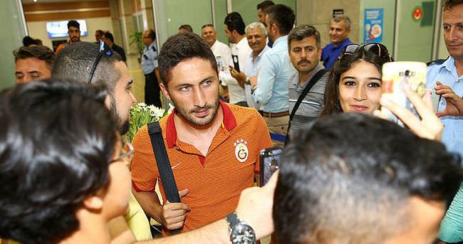 Galatasaray'da Sabri de ceza mağduru!