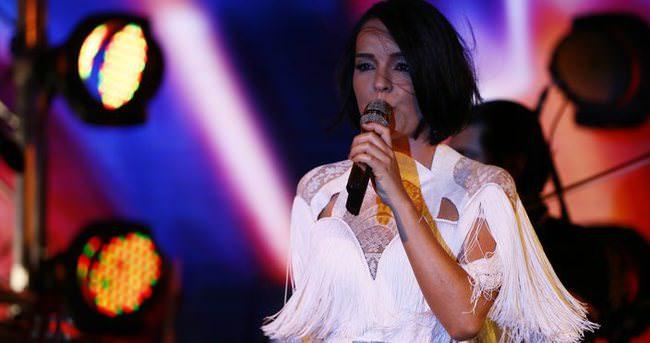 Bengü: Hayatımın konseri oldu
