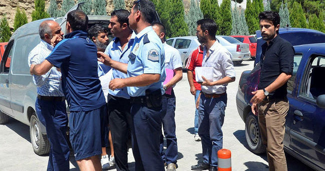 Denizlispor'a maç gününde haciz şoku