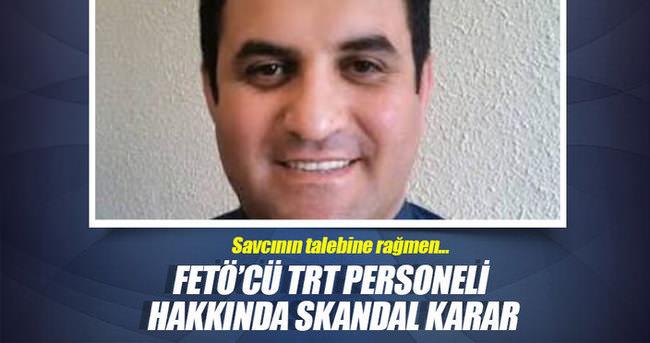 FETÖ'cü TRT personelleri serbest bırakıldı