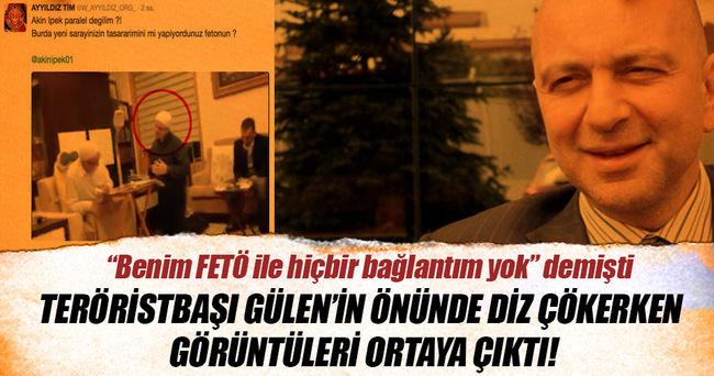 Akın İpek'in FETÖ ile kasedi çıktı!