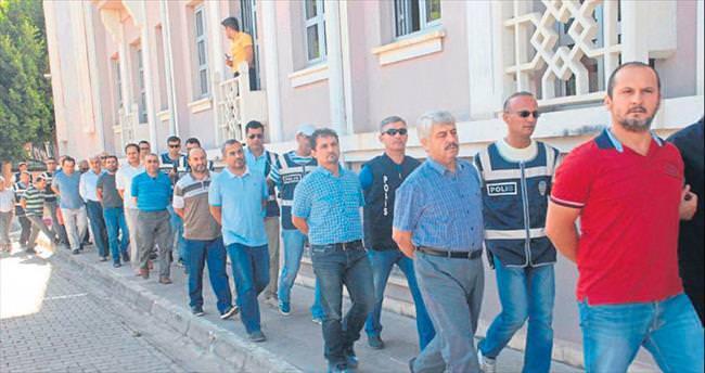 Fethiye'de FETÖ'den 10 kişi daha tutuklandı