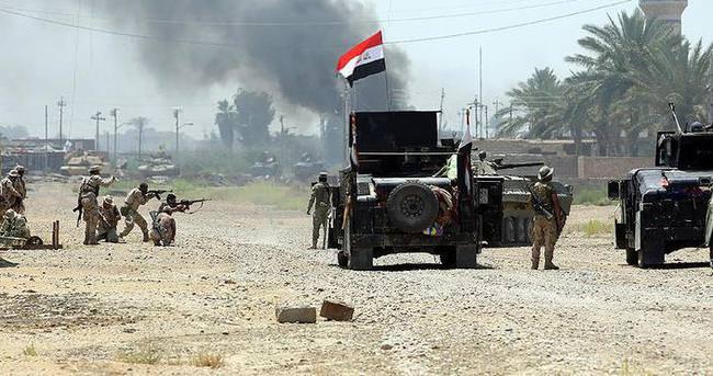 DAEŞ'in Irak'taki kalesi çöktü