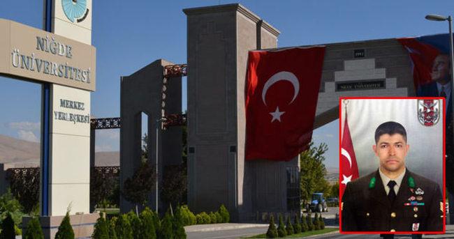 Niğde Üniversitesi, Ömer Halisdemir Üniversitesi olarak değiştirildi