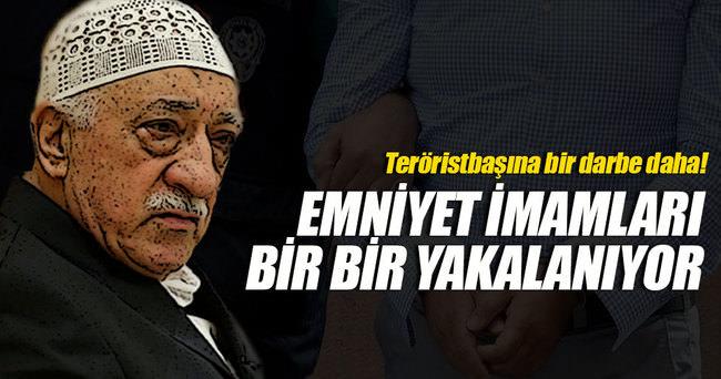 FETÖ'nün Samsun'daki 'emniyet imamı' gözaltına alındı