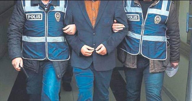 Manisa'da 5 kişi cezaevine konuldu