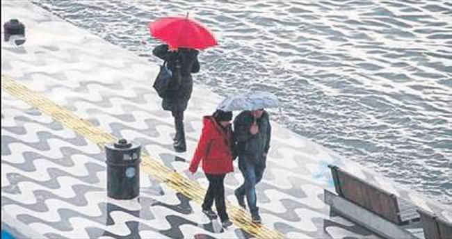 İzmir'de hava sıcaklığı düşüyor