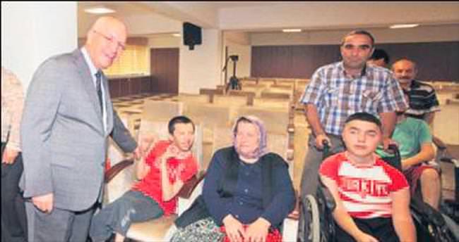 Yenimahalle'de engeller kalkıyor