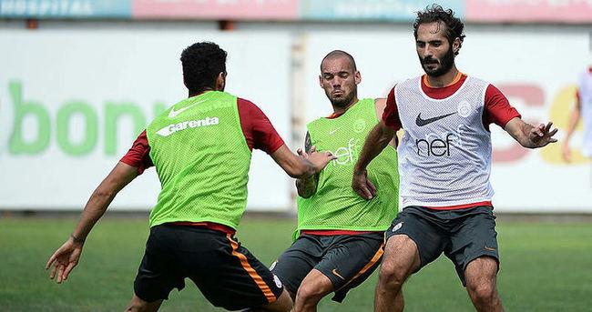 Galatasaray sezona galibiyetle başlıyor