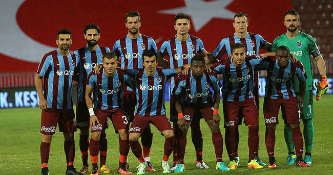 Trabzonspor sezona keyifli başladı