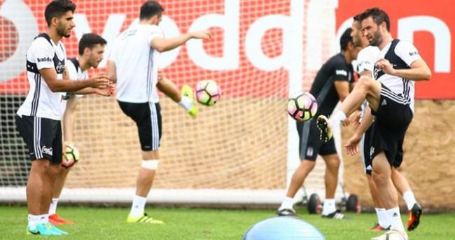 Beşiktaş'ta Konyaspor maçı hazırlıkları başladı