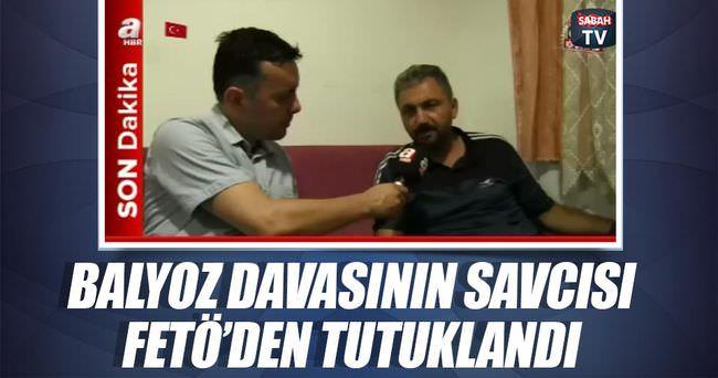 FETÖ savcısı Hüseyin Kaplan tutuklandı