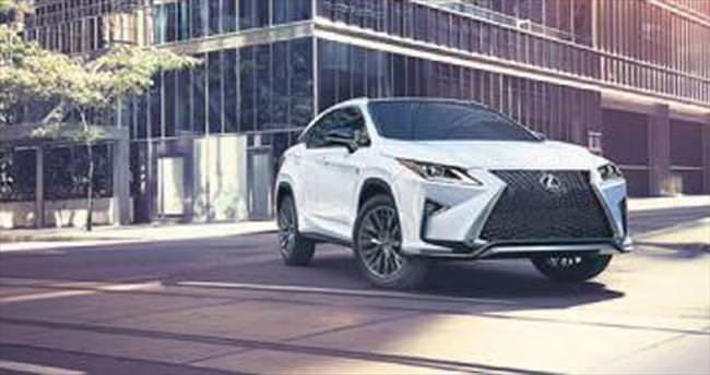 Japon Lexus yılın ilk 6 ayında yüzde 5 büyüdü