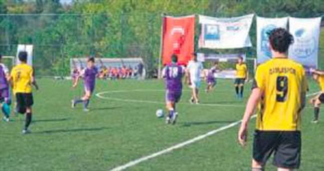 Şehit Halisdemir adına futbol turnuvası