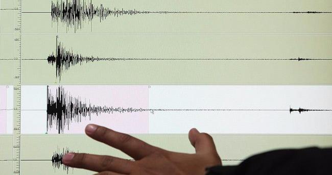 Çiçekdağı'nda 3.5 büyüklüğünde deprem