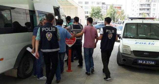 Siirt'te 9 PKK/KCK'lı tutuklandı