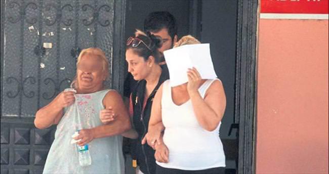 Portakal Meryem gözaltına alındı
