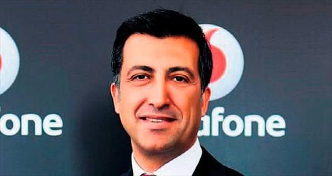 Vodafone Türkiye'de kan değişimi
