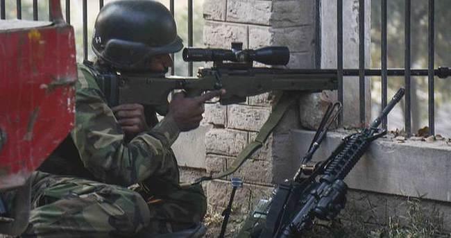 Pakistan'da 40 terörist öldürüldü