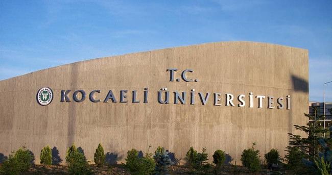 Kocaeli Üniversitesi'nde FETÖ operasyonu: 48 gözaltı